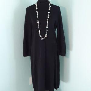 J. MCLaughlin mock neck sweater dress
